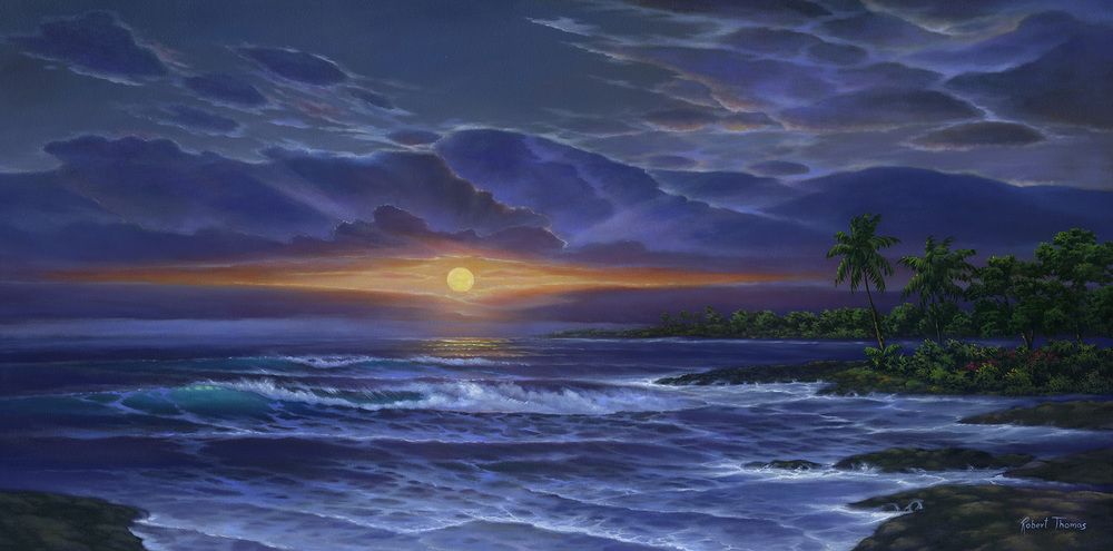 """Kona Breeze"" 20x40"