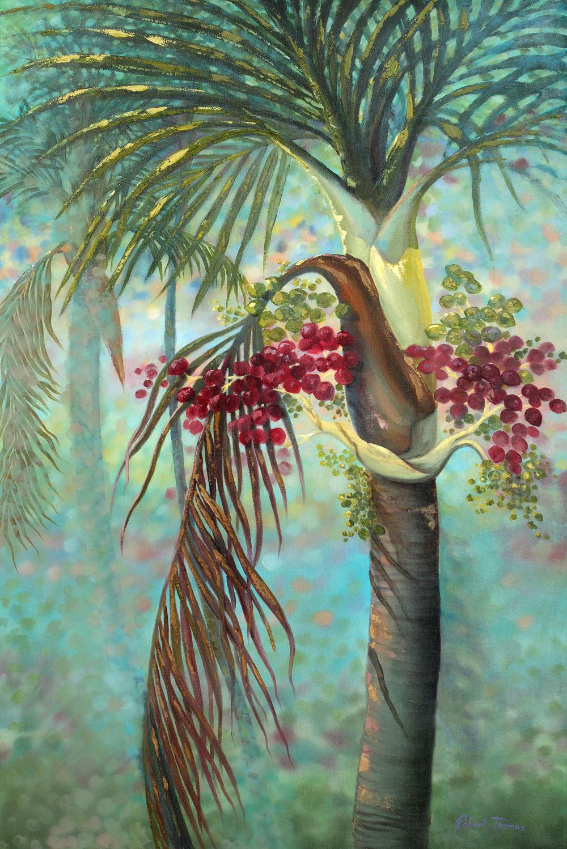 """""""Manila Palm I"""" 24x36"""
