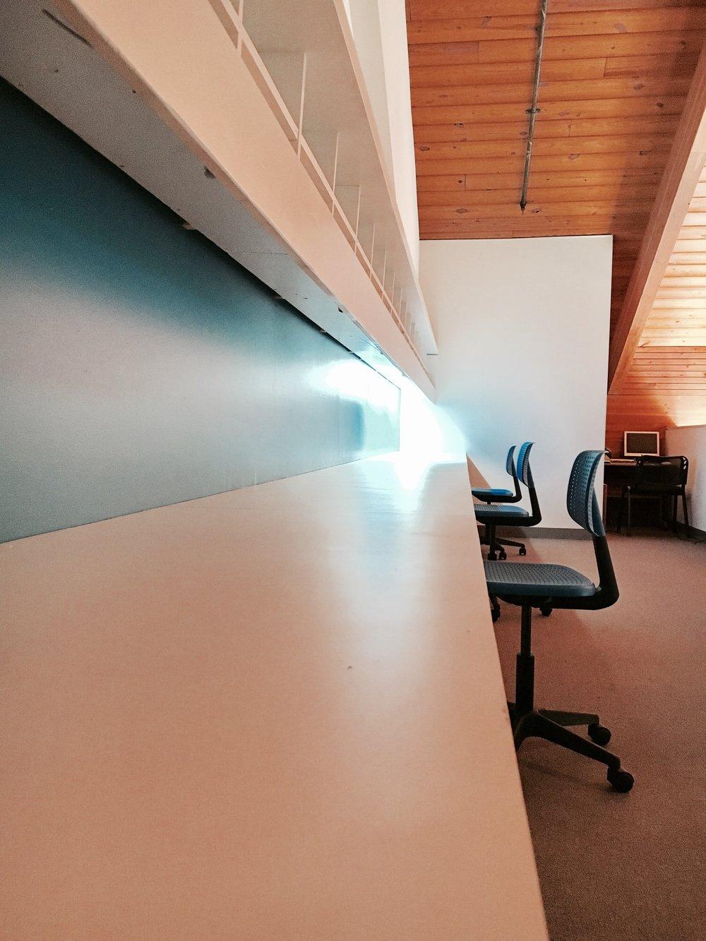 Open Desk