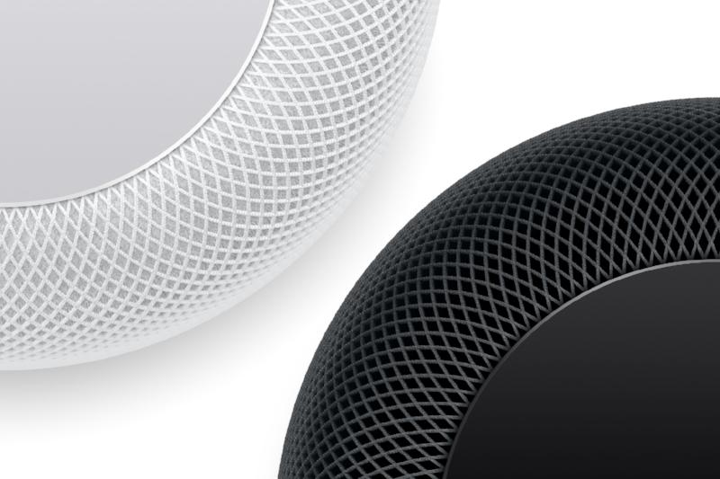 HomePod - White & Space Gray