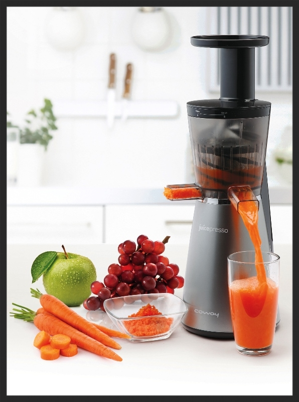 Here is the JUICEpresso Masticating Juicer.  MSRP $399.99.