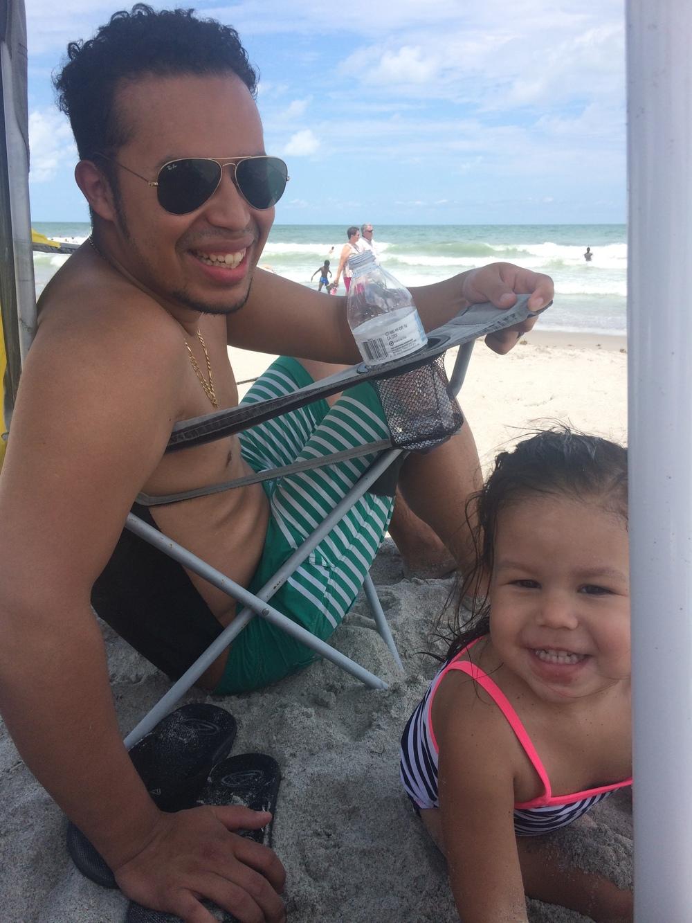 Papi & Aly's trip to Orlando!