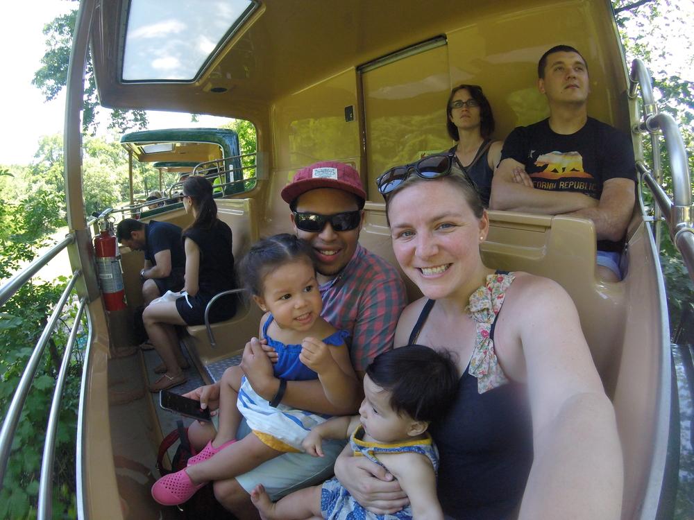 Bronx Zoo trip!