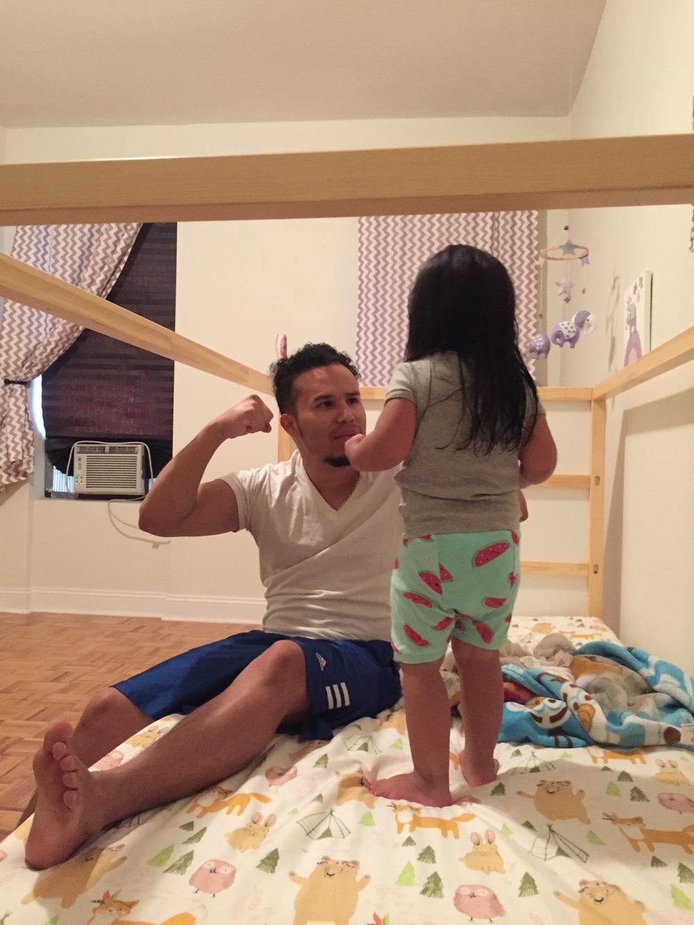 strong like Papi!