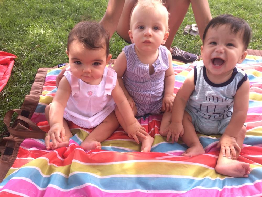 Emmy, Nolan, & Fynn