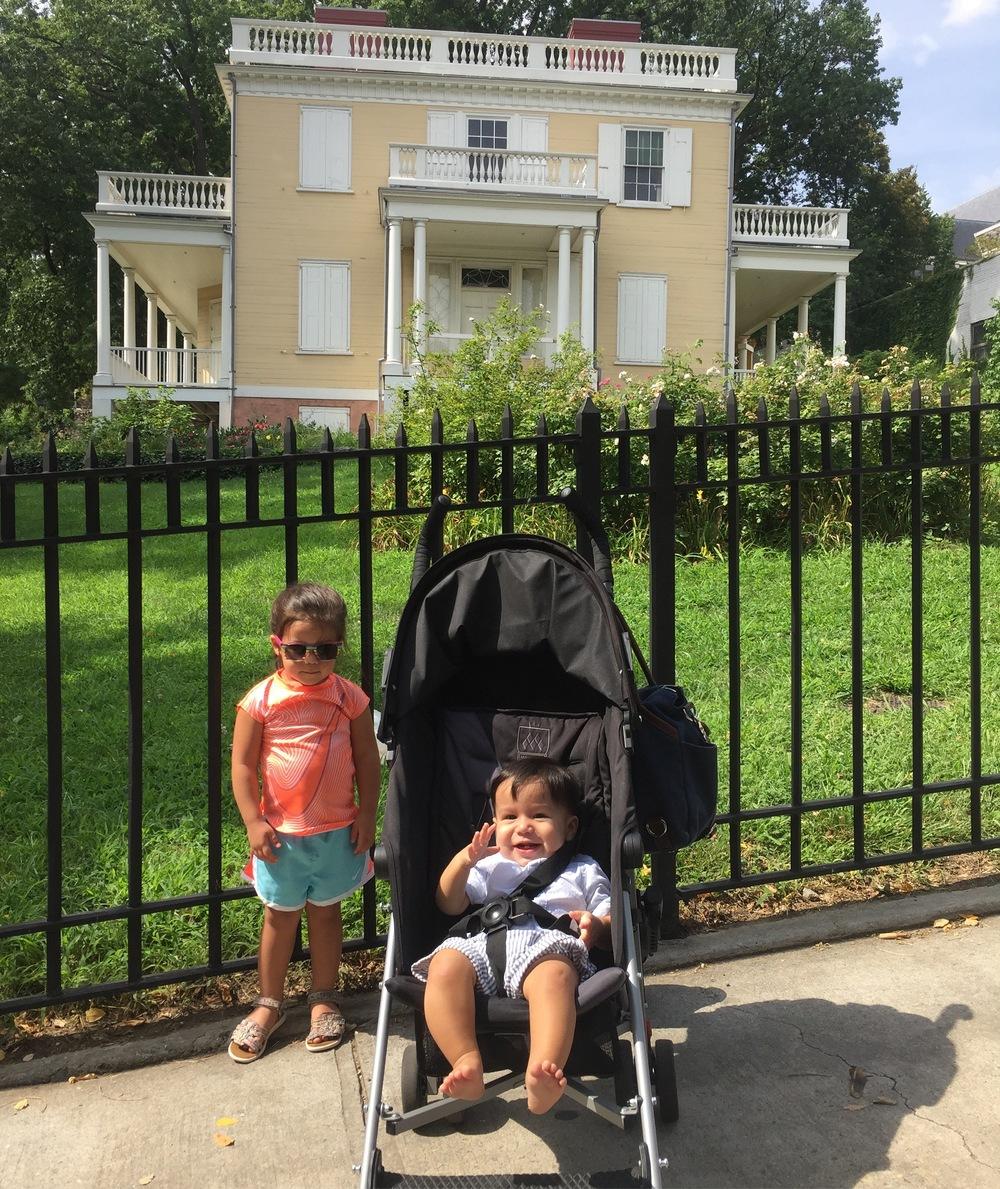 Hamilton's House