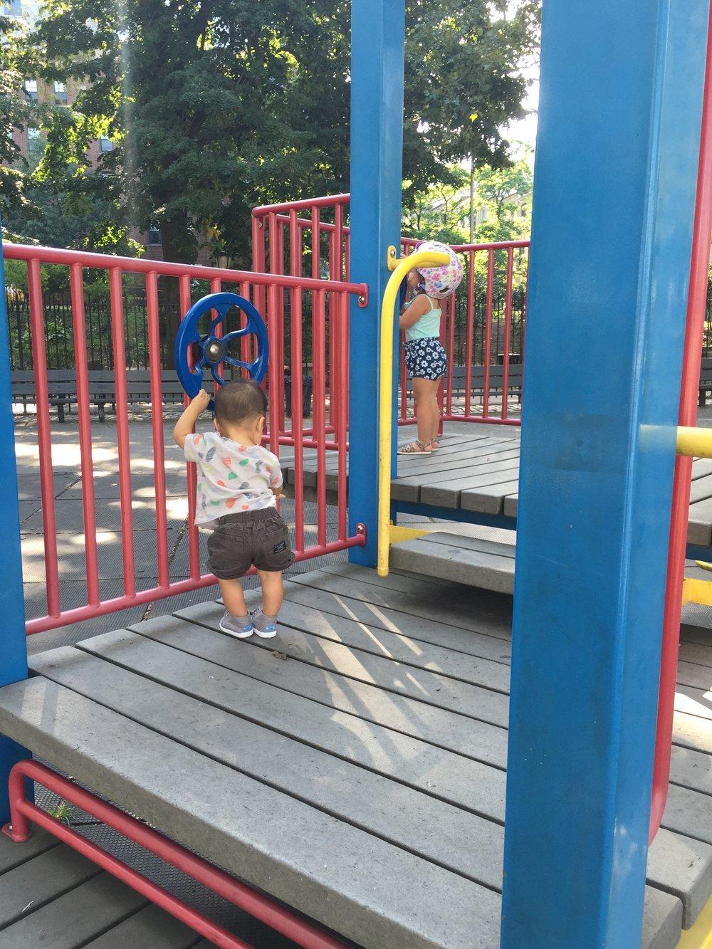 Park Fun!
