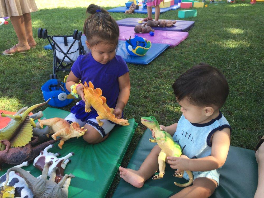 Preschool Play!