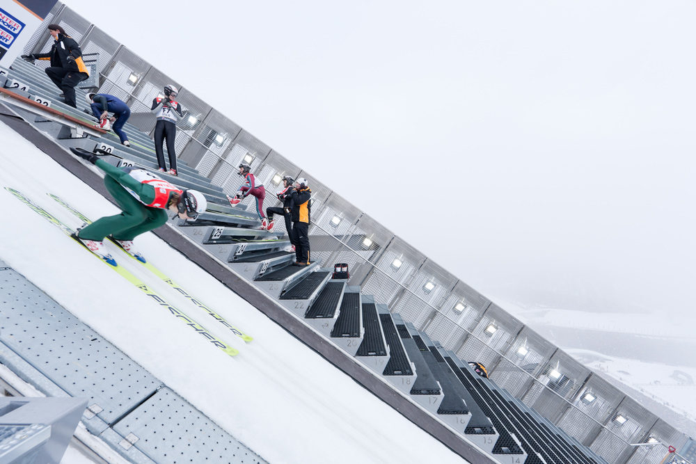 Ski Jump Oslo Photo: Iwan Baan