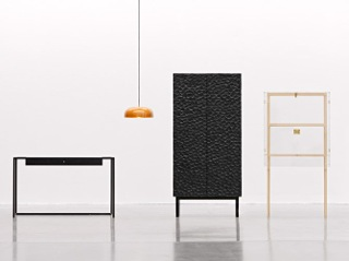 Winning Furniture Range from 2012 Artworks, Beast, Frank and Sea designed by Karl-Johan Hjerling / Karin Wallenbeck for Snickeriet