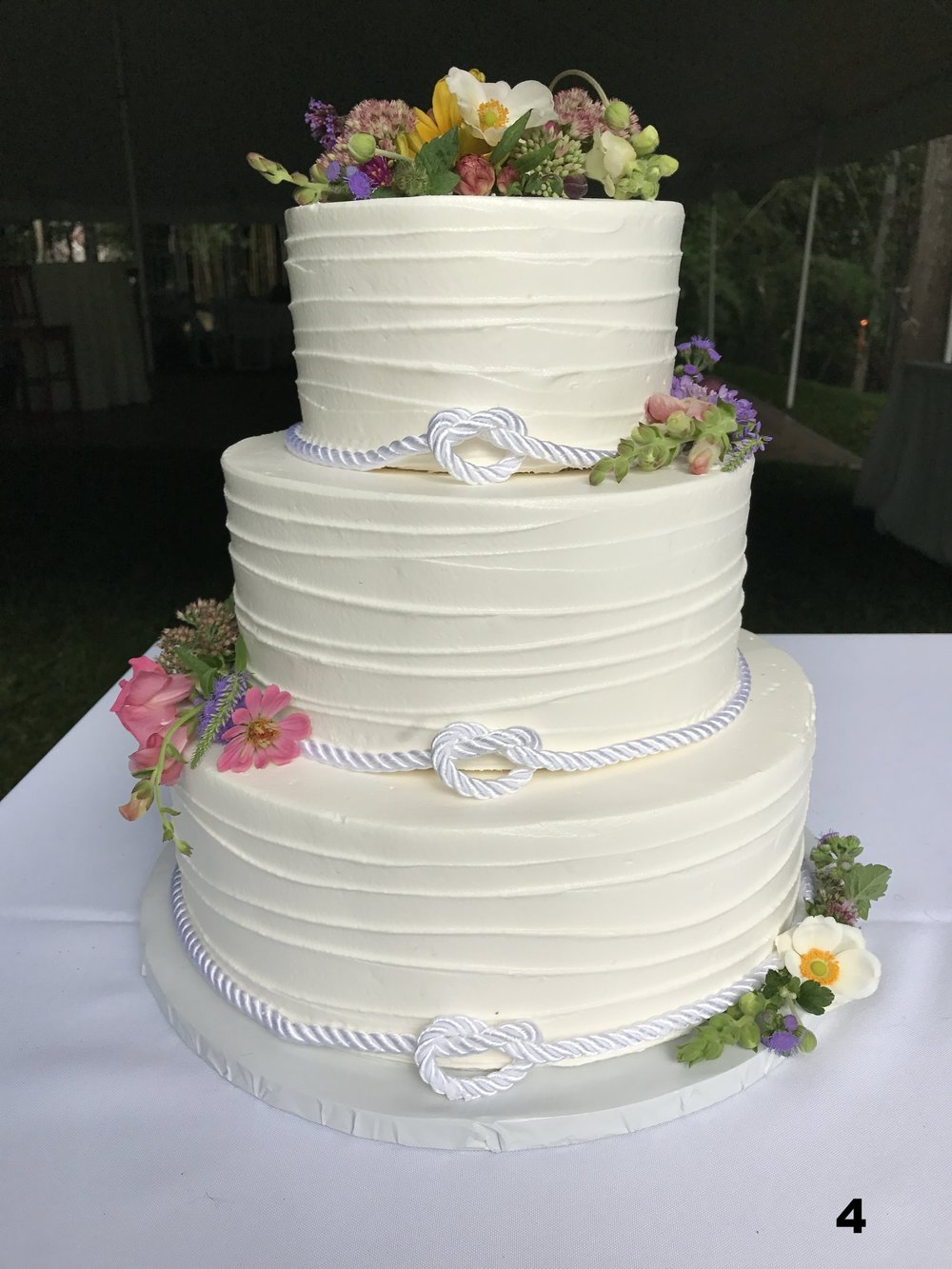 Wedding Cakes Gallery 1 Cottage St Bakery