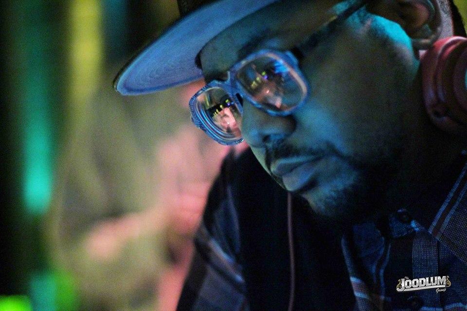 Philadelphia DJ Mr. Sonny James