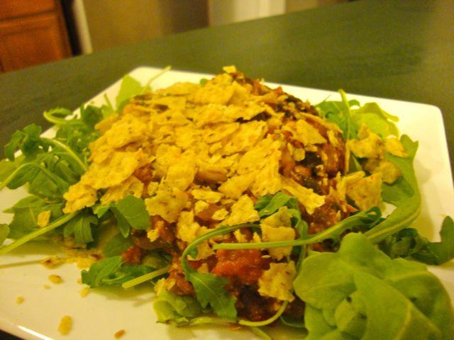 Game Day: Taco Chili (VIDEO) — Brown Vegan
