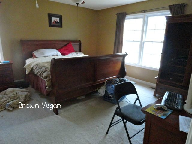 declutter master bedroom declutter mission master bedroom brown vegan 11369