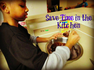 Click to read this post-Save Time in the Kitchen