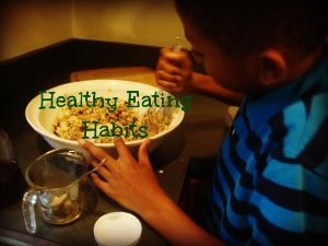 Click to read Post-5 Ways to Encourage Healthy Eating Habits