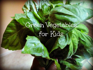 Click to read-Your Child Doesn't Like Green Leafy Vegetables?