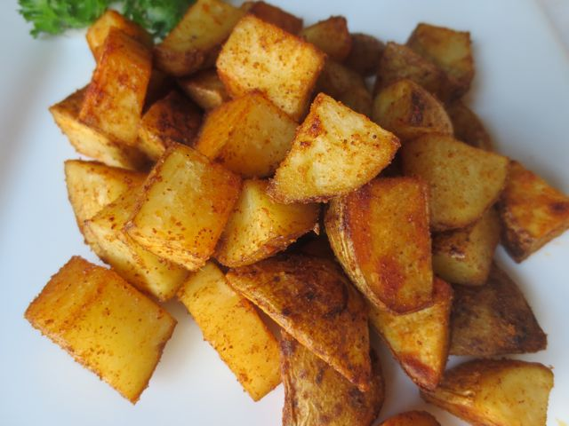 Roasted Potatoes Recipe Brown Vegan