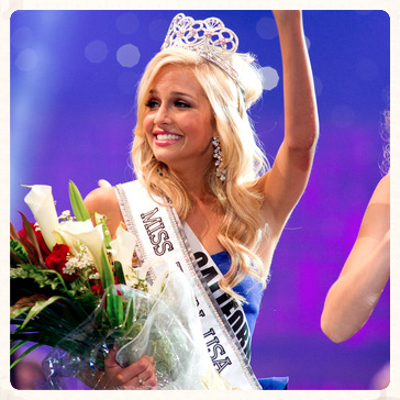 Our new Miss Teen USA 2013, Cassidy Wolf!