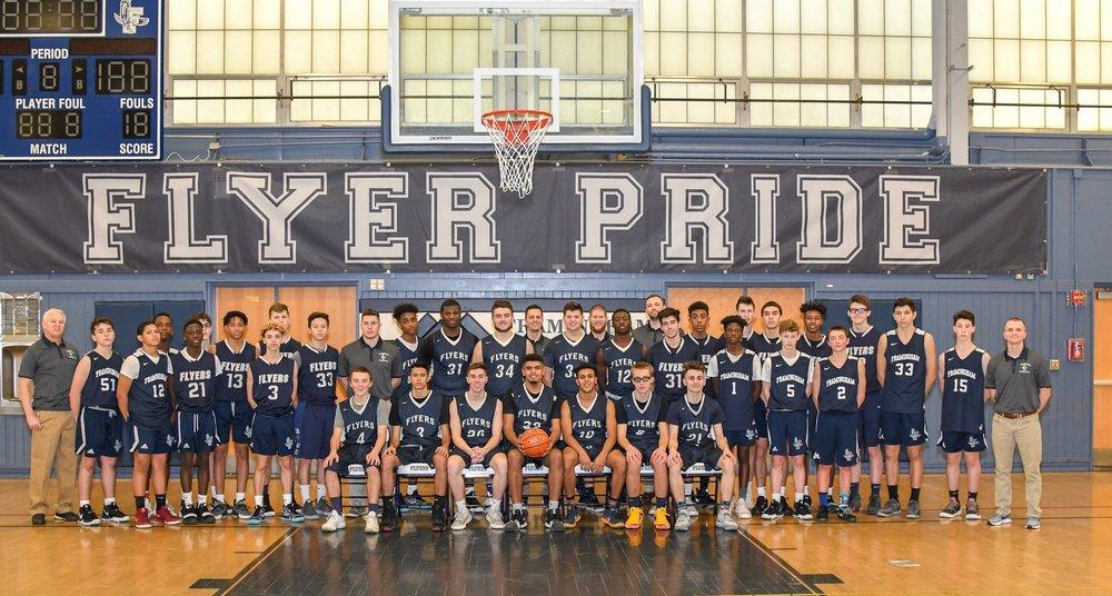 Basketball Program - Freshmen - JV - Varsity