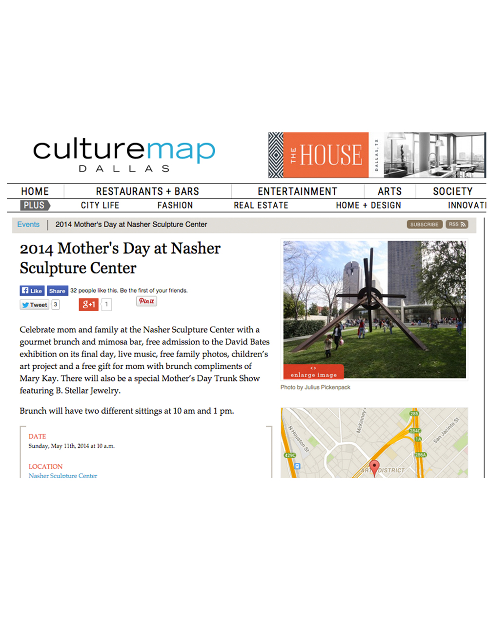 culturemap dallas | may 2014