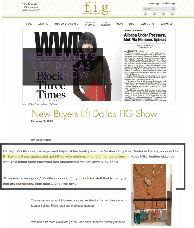 wwd for F.I.G. | february 2015
