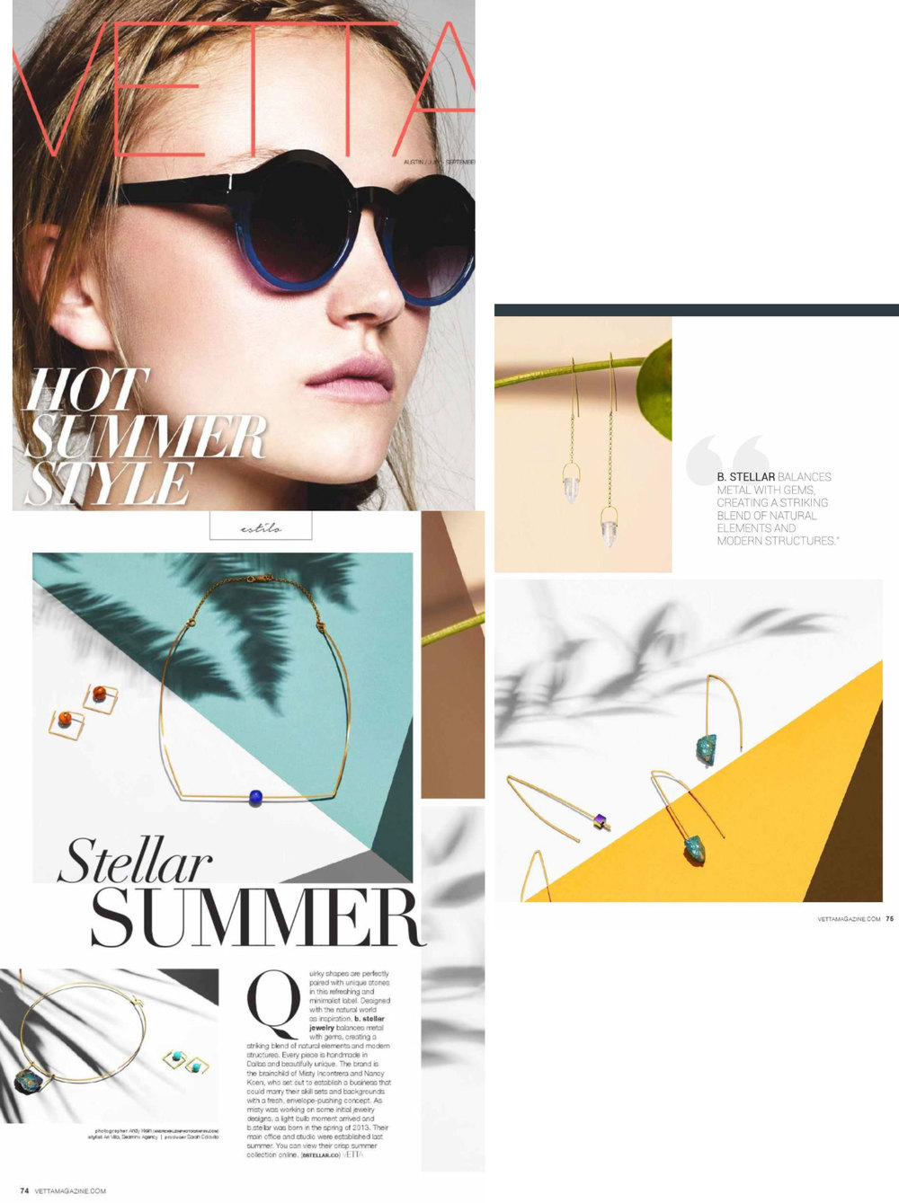 vetta magazine | july-september 2015
