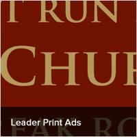 Leader Print Ads