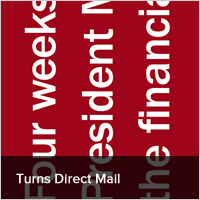 Turns Direct Mail