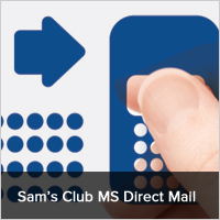Sam's Club MS Direct Mail