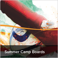 Summer Camp Boards