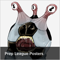 Prep League Posters
