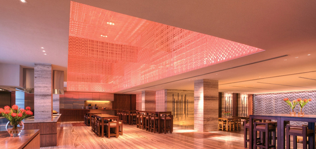 Grand Hyatt Singapore - Interior Design Super Potato, Japan