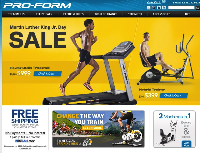 Proform Homepage Treadmill.PNG