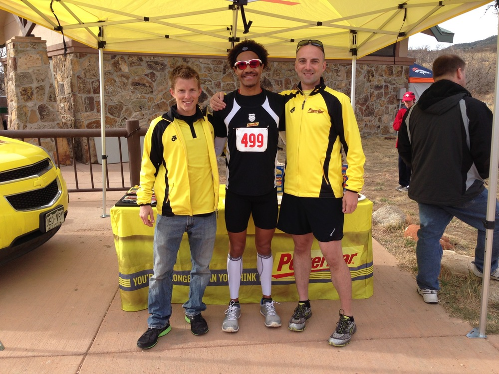 Boulder based PowerBar Reps