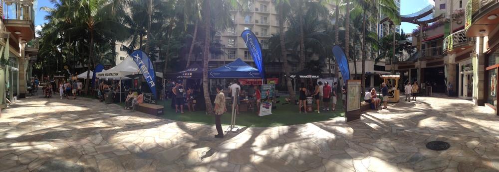 XTERRA Village/Expo @ Waikiki