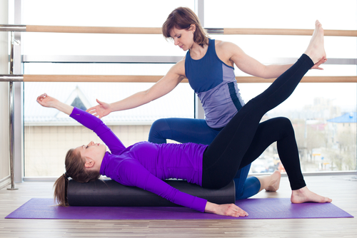 If you're new to Pilates or Yoga why not try our personalised individual classes first. Photograph by Shutterstock
