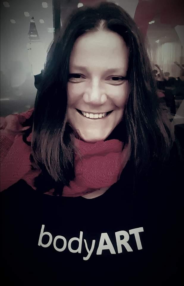 Adrienn German Pilates Instructor