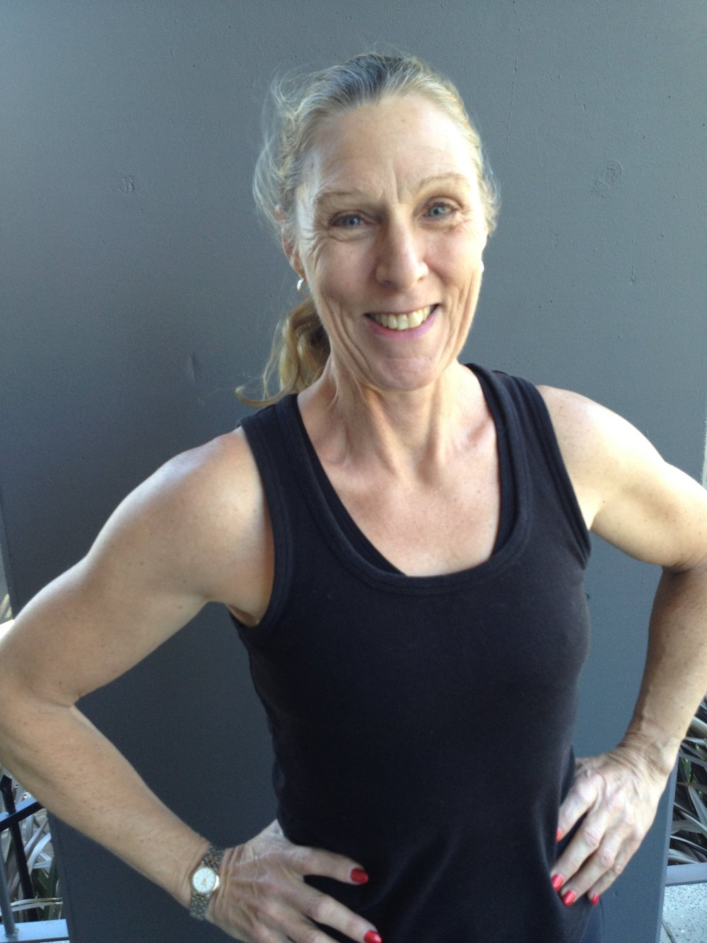 Edwina Street - Pilates & Barre Attack Instructor, Yoga Teacher & Personal Trainer