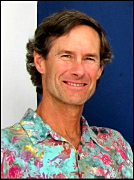 Stephen ingram, author and biological consultant