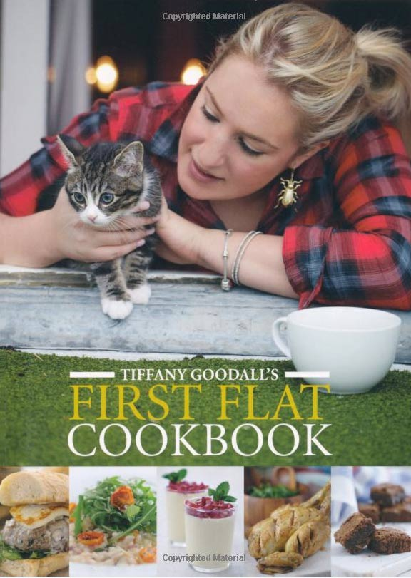 First Flat Cookbook: Quadrille