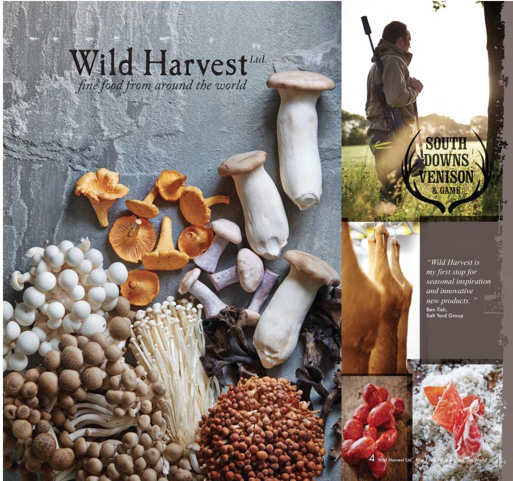Wild Harvest Brochure