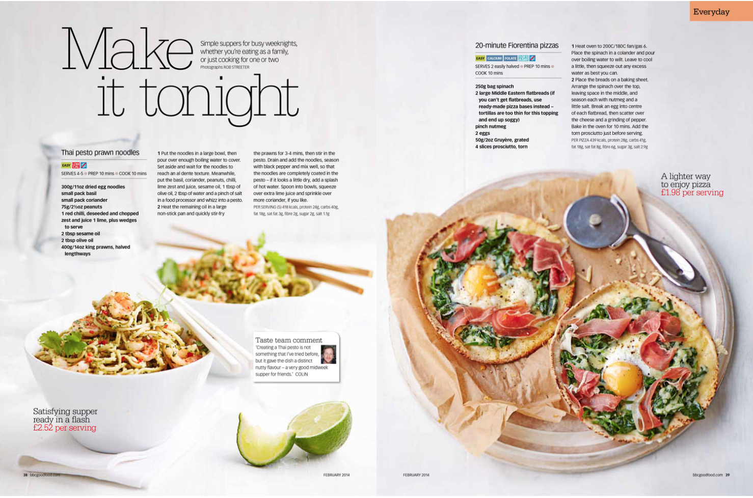Tearsheets rob streeter bbc good food magazine forumfinder Gallery