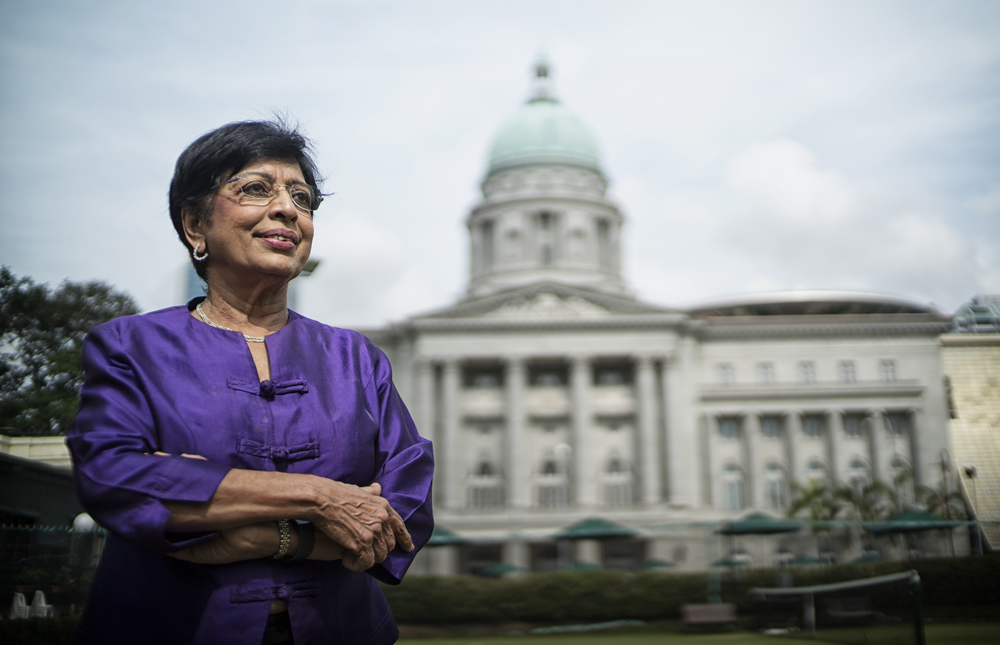 Orthopaedic surgeon Kanwaljit Soin is a champion of several national issues -  in particular, women's rights and support for the elderly -  and was Singapore's first female Nominated Member of Parliament. She was also the former president of the Association of Women for Action and Research and the founder of the Womens' Initiative for Ageing Successfully (WINGS).