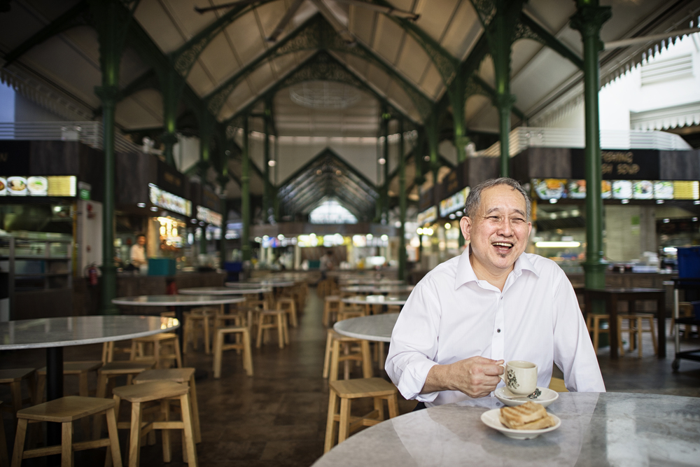 From his tough early days as a coffee stall assistant, Kopitiam Investment boss Lee Bee Huat now has more than 80 outlets.