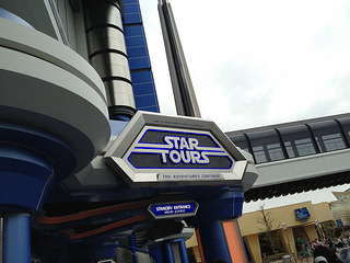 Star Tours  Photo Credit  Insidethemagic