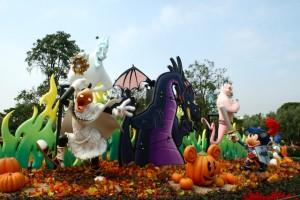 Halloween Time at Tokyo Disneyland