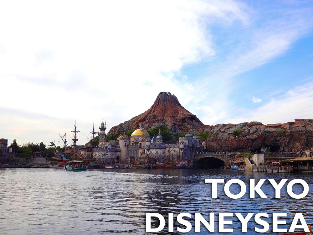 Tokyo DisneySea