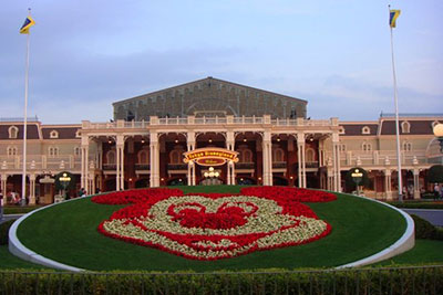 Tokyo Disneyland - just one of Japan's fine theme parks!