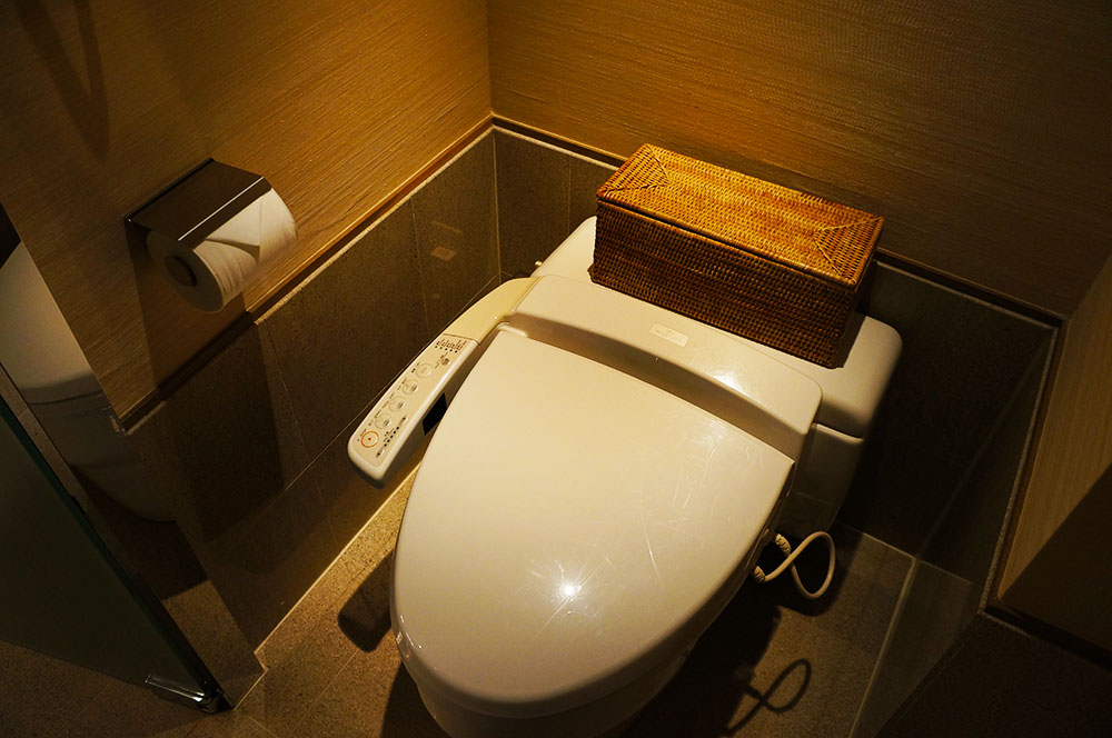 JAPLANNING WASHLET TOILET TOP GRADE